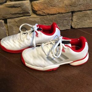 Youth adidas shoes size 2